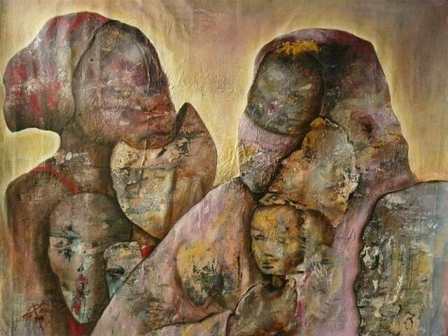 Manuela Papez-Malkovsky Malerei Wien