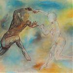 Wie im Himmel - 200 x 300 cm - 2010